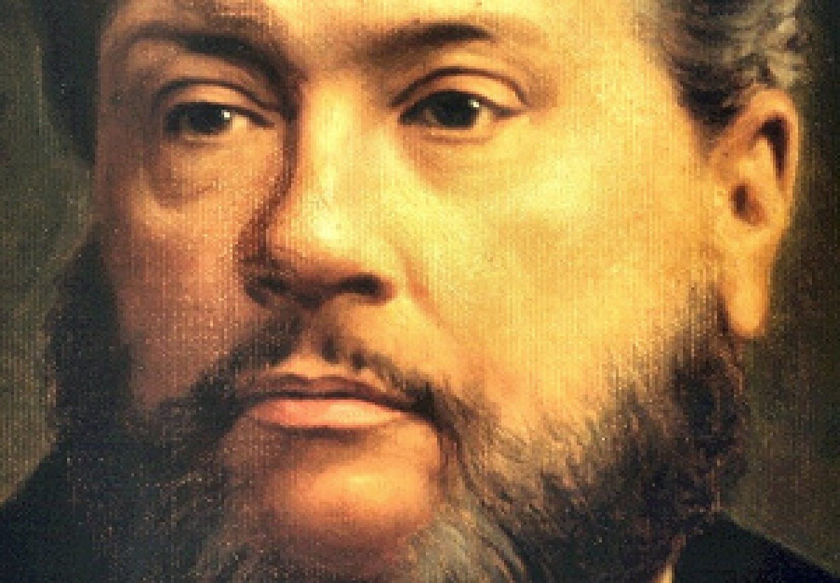 Charles Spurgeon Sermons Learning SelfDenial From
