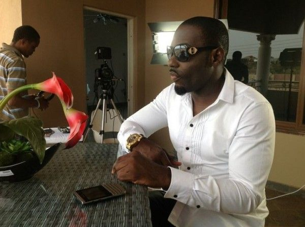 """Jim Iyke set to release his reality TV show """"Unscripted"""" (PHOTOS)"""