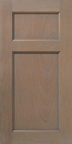 Flat Panel Alder Cabinet Door   WalzCraft   Home ideas   Pinterest ...