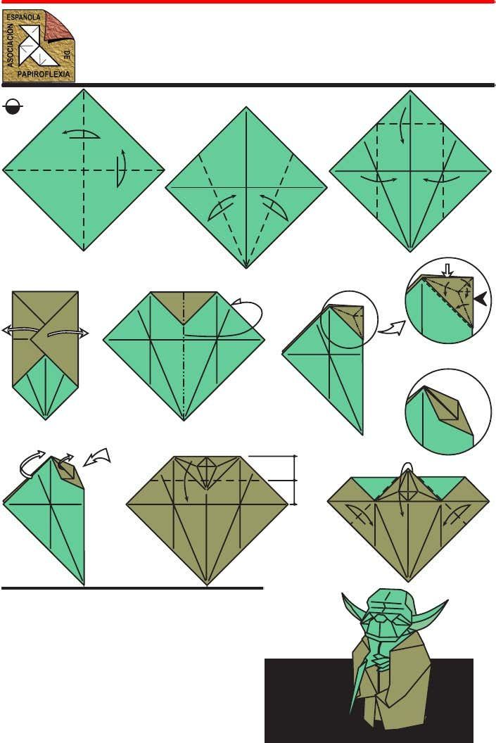 Star Wars Origami   Origami   Deportes