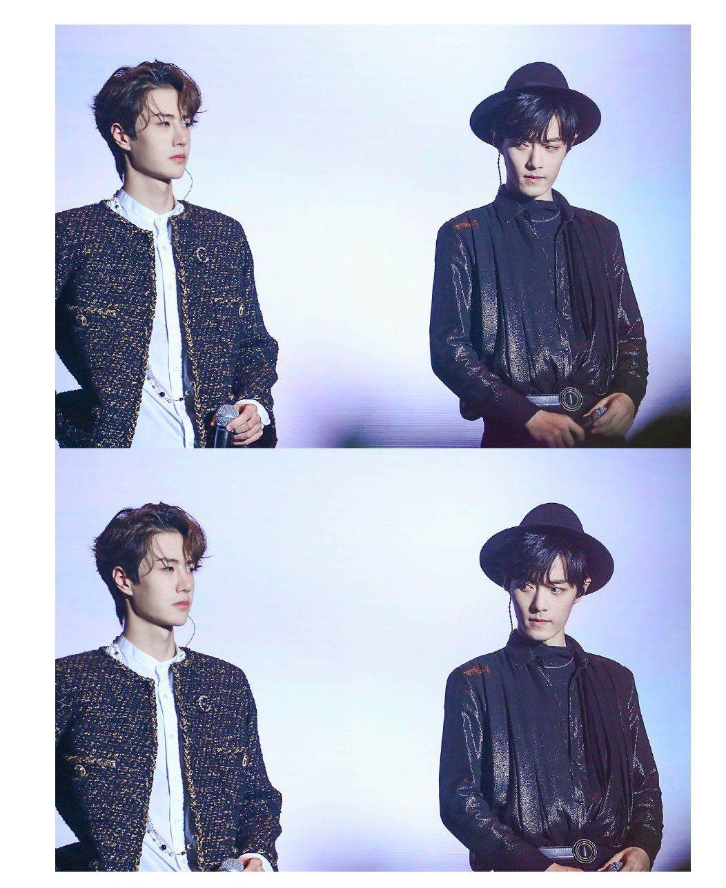 Different (YiZhan) Vương, Dao, Yêu anh