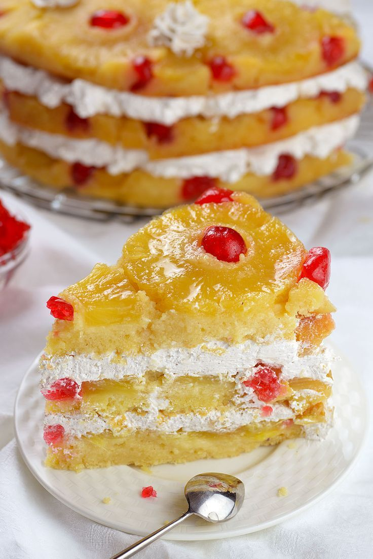 40 of the best cake recipes upside down cake pineapple