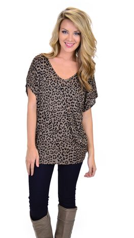 e02c6fc5c61 You can t ever have too many leopard print tops!  34 at shopbluedoor ...