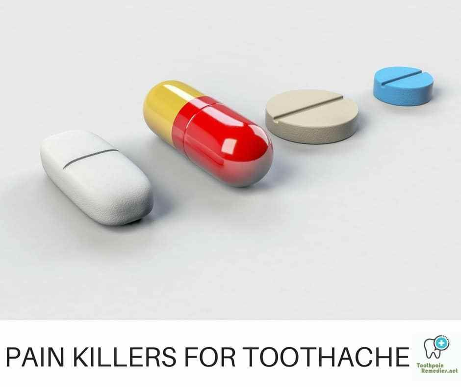 Painkiller Medicine For Tooth Pain