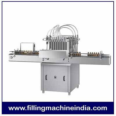 Liquid Filling Machine Automatic Volumetric Liquid Bottle Filling Machine Manufacturer India In 2020 Manufacturing Bottle Washing Machine Bottle