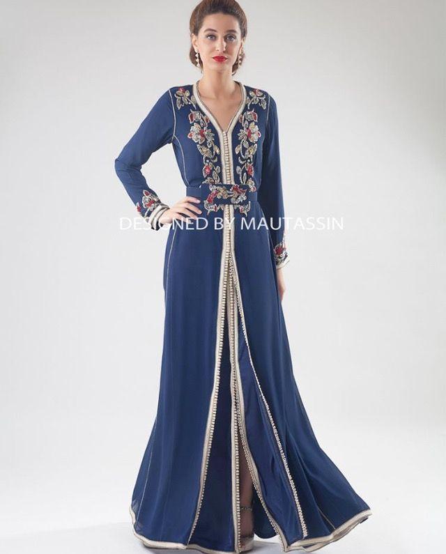 Robe de soiree casablanca maroc