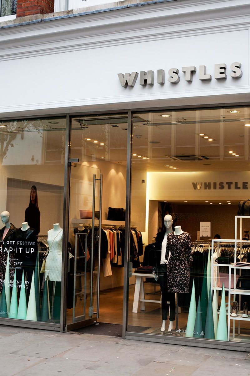 Whistles Neighbourhood Chelsea Your Local Store Shop