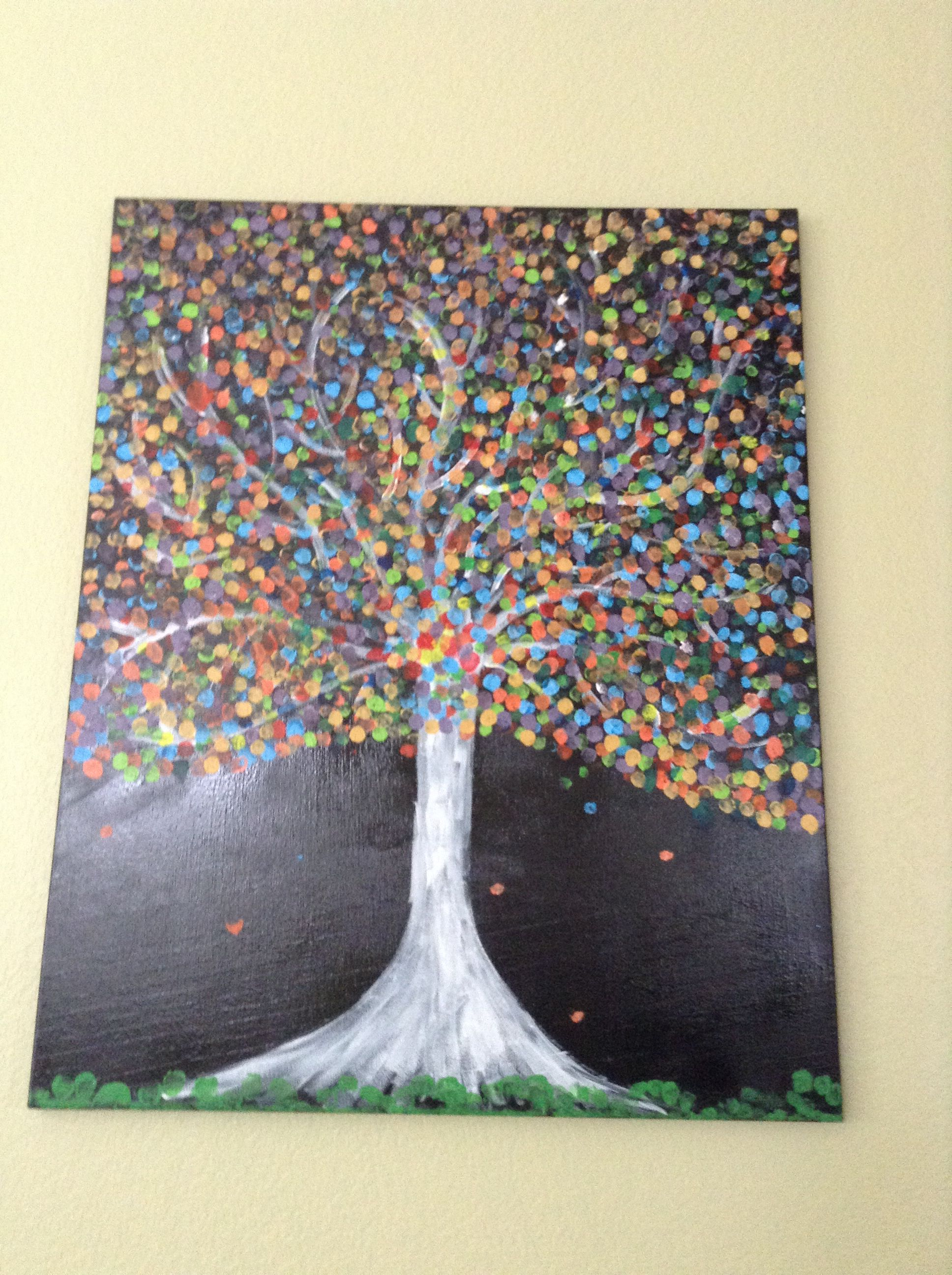Fun Things To Paint Canvas Painting Diy Simple Acrylic