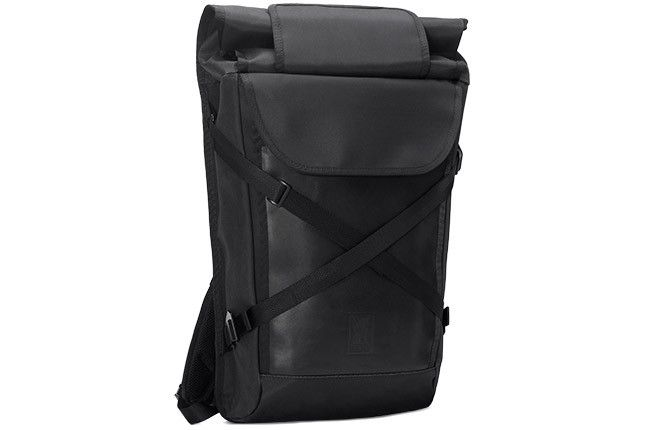 Chrome Industries Blckchrm Bravo Rolltop Backpack Review