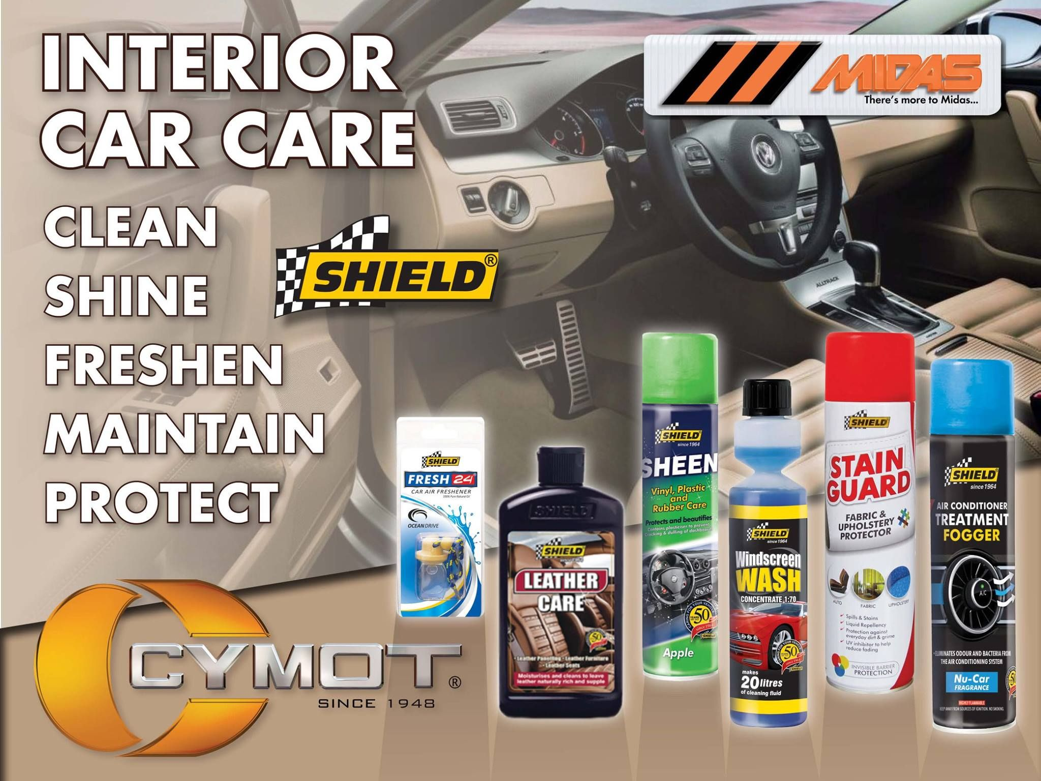 Interior car care is essentials stain removal leather treatment dashboard protection air for Best interior car care products