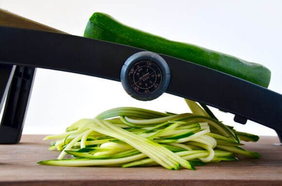 Zucchini Noodles with Turkey Bolognese Recipe