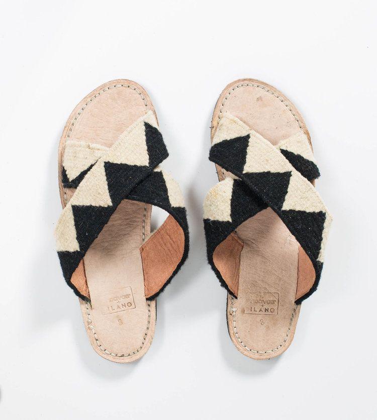 Jing Slide Sandal