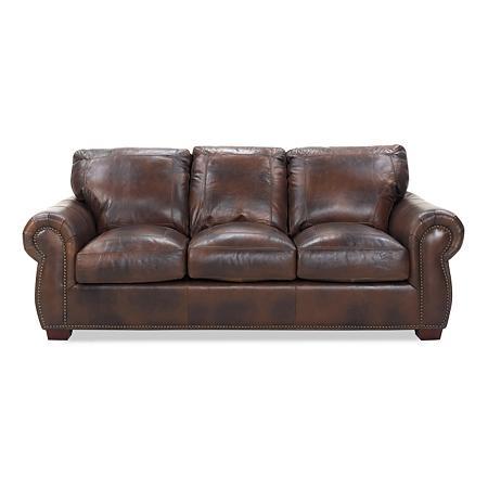 Kingston Leather Sofa Sam S Club Leather Sofa Leather Living