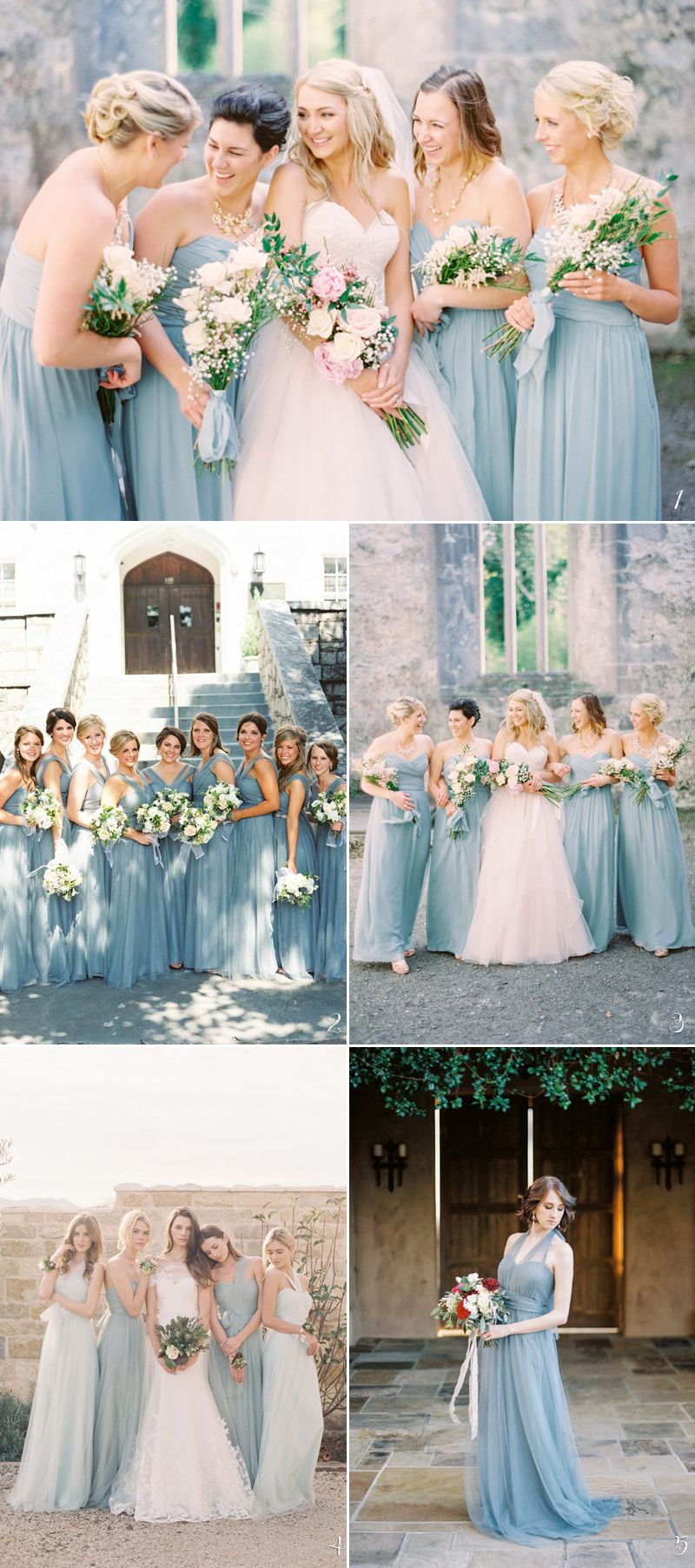 Trend report best bridesmaid dress colors for spring
