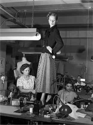 Dior's Studio