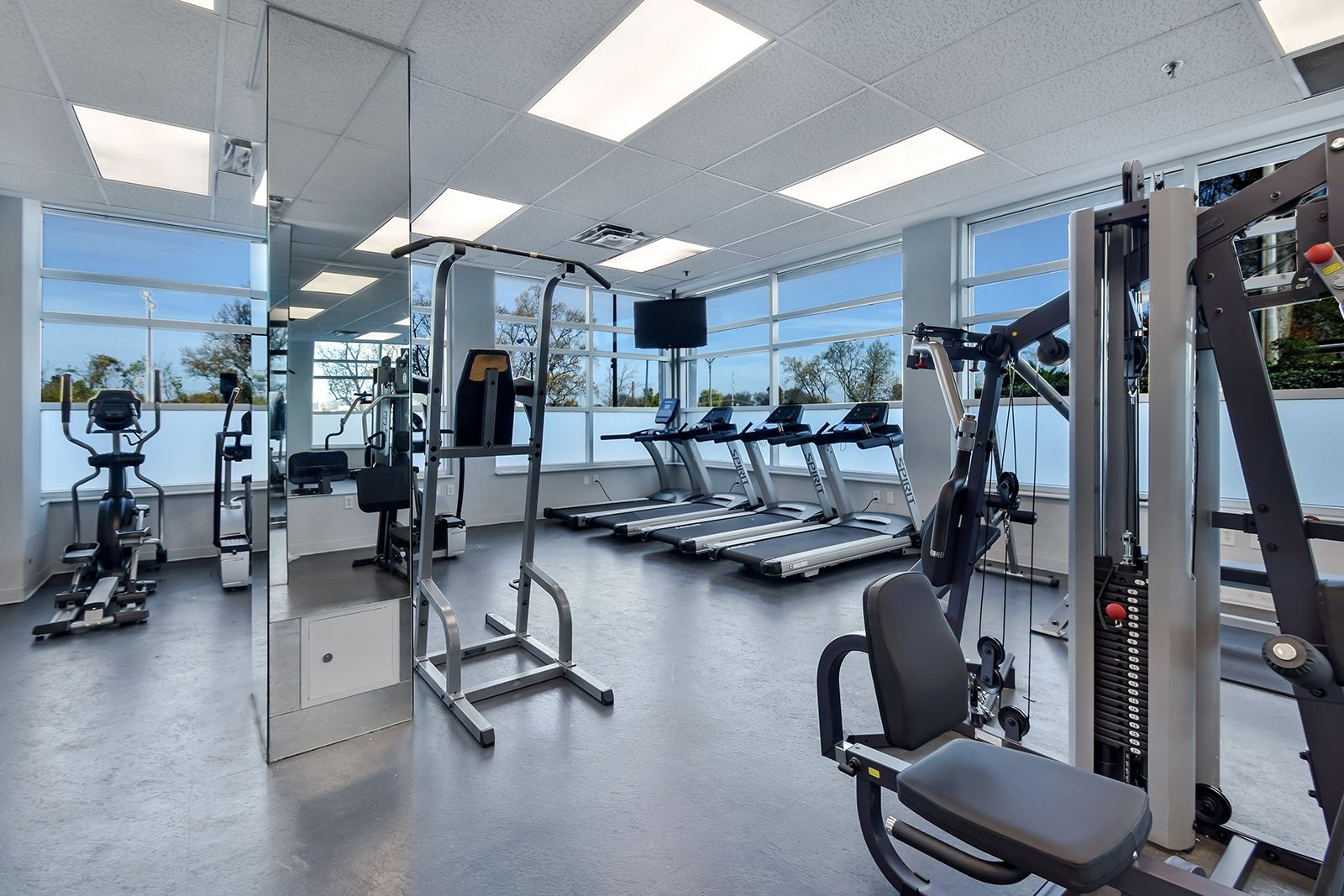 Get your sweat on in our stateoftheart fitness center