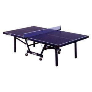 Stiga Prestige Table Tennis Table I Like The Blue Top We