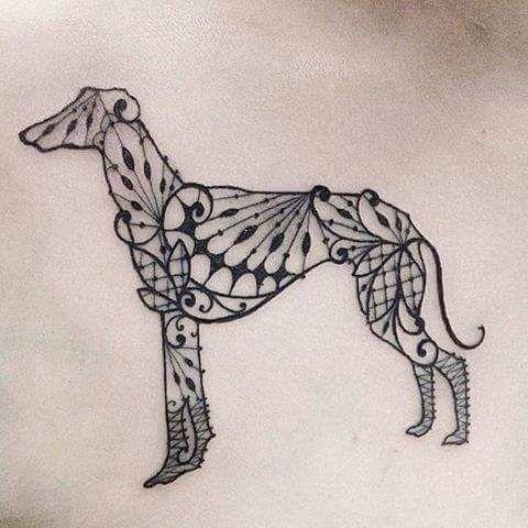 Tatto Galgo Tatuaje De Galgos Tatuajes Tatuajes Perros