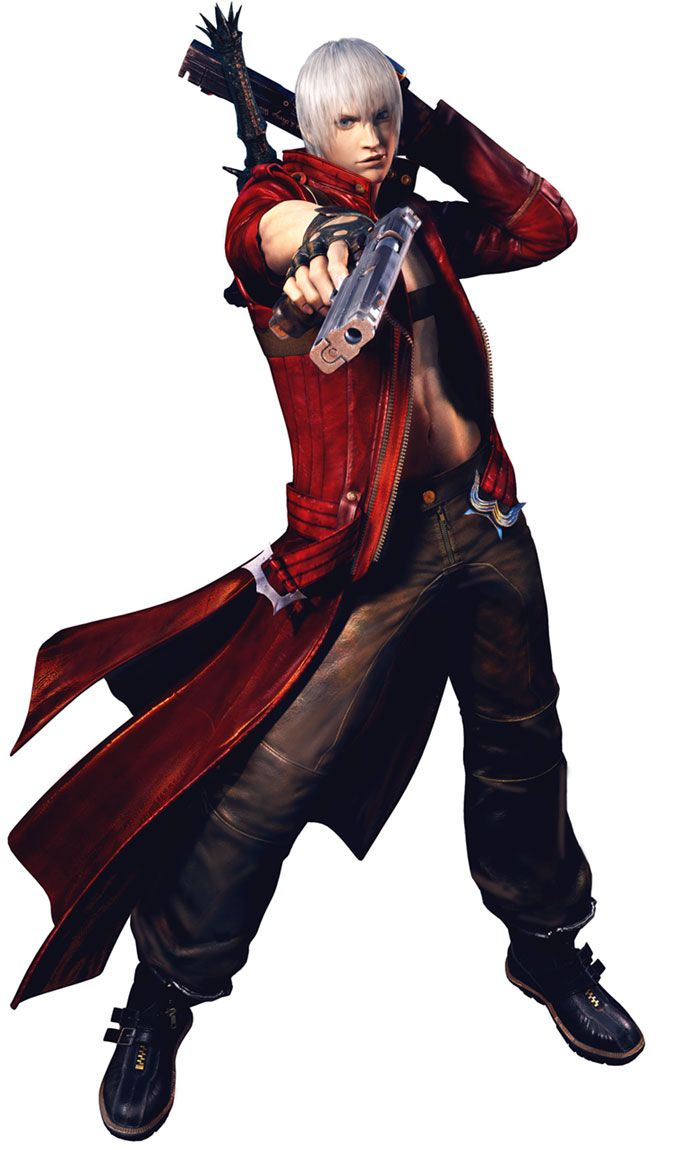 Pin On Devil May Cry