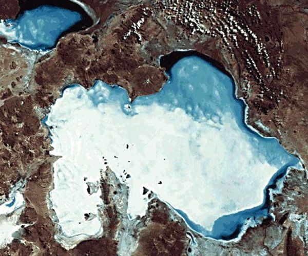 Salar de Uyuni - o maior deserto salgado do mundo