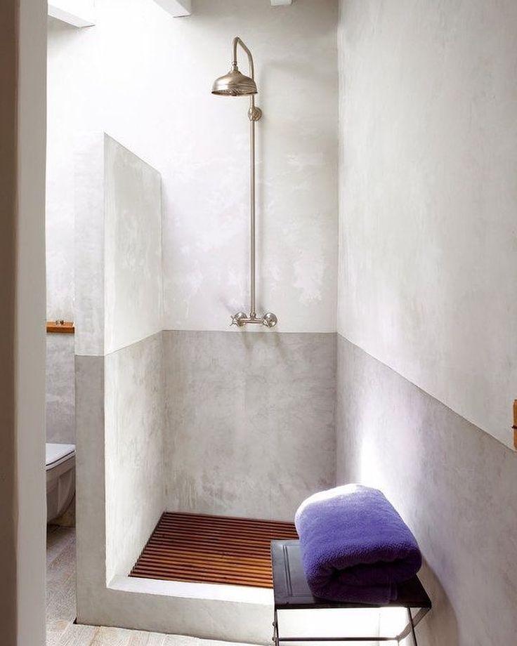 offene Dusche Büro badezimmer, Altbau wohnzimmer, Dusche