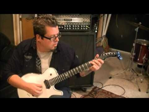 how to play walk by pantera on guitar