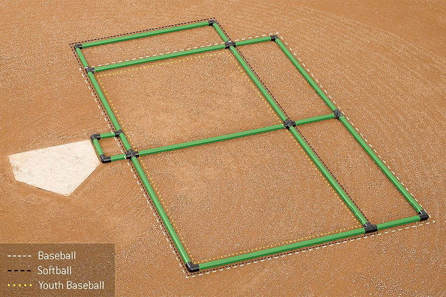 Beacon Triple Play Batter S Box Template Beacon Athletics Box Template Box Diy Box