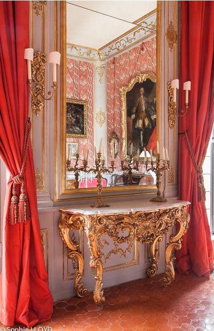 h tel de caumont aix en provence furniture interiores. Black Bedroom Furniture Sets. Home Design Ideas