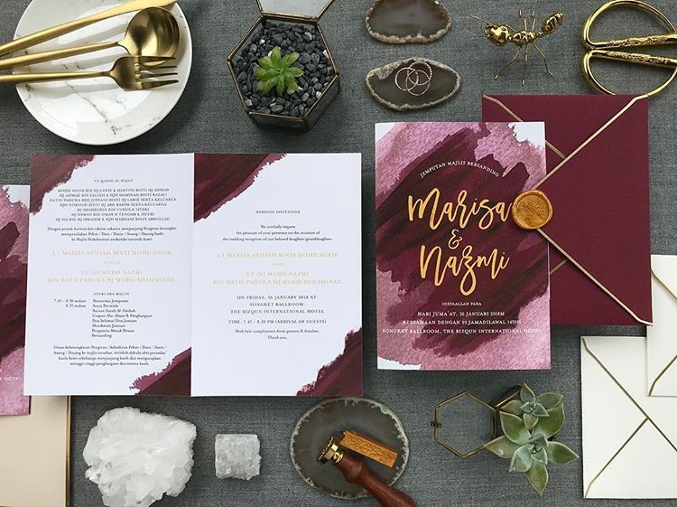 To Be Honest We Thought Maroon Burgundy Was Going To Be Pantone Color Of The Year But We Ll Settle For Burgundy Invitations Pantone Color Color Of The Year