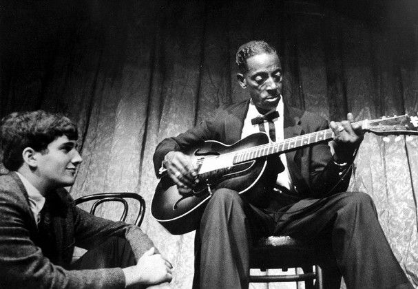 Fred McDowell: 1904-1972Born in Rossville, Tenn., McDowell first played guitar and sang in the area, eventually settliing in Mississippi and inspiring many rock and folk acts.