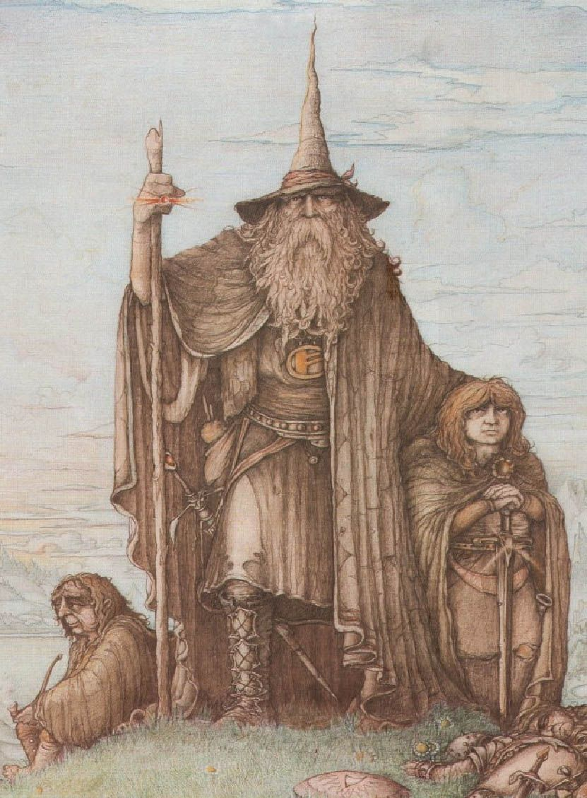 Image result for gandalf literature