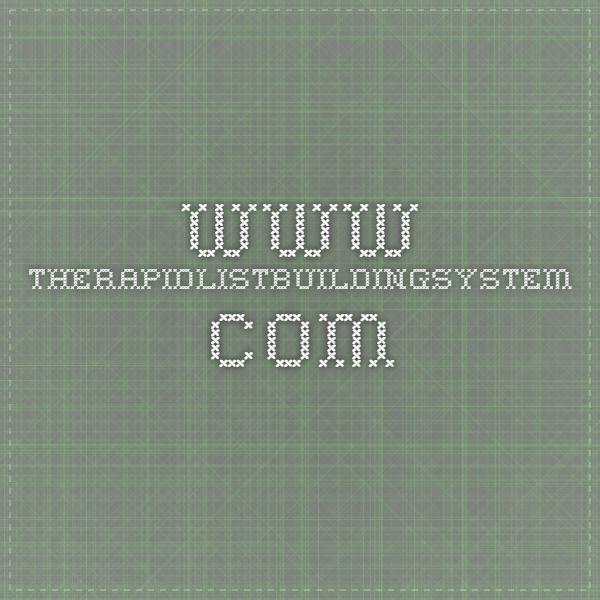 www.therapidlistbuildingsystem.com  #therapidlistbuildingsystem #listbuilding #leads #leadgenerating #rapidlistbuilding
