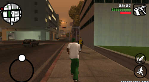 Grand Theft Auto San Andreas Mod Apk Download For Android Five Years