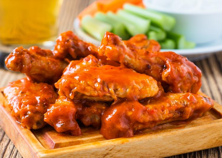 recipe: hot chicken marinade for grilling [17]