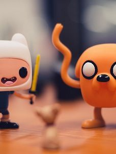 Adventure Time toys