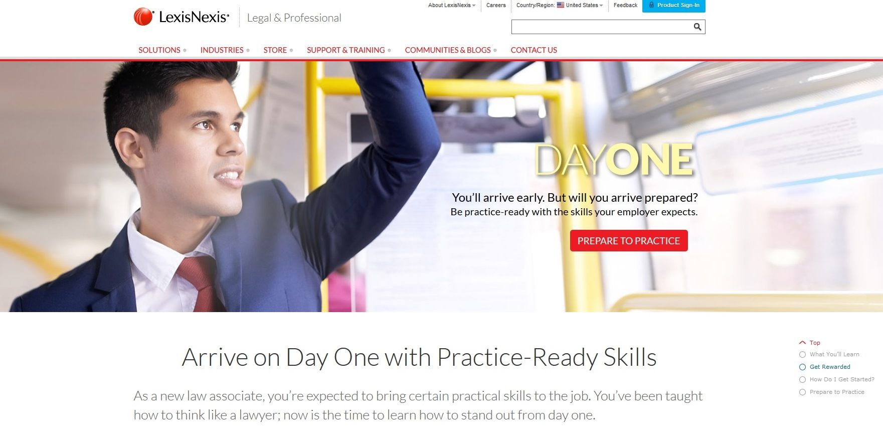 Prepare To Practice A Research Training Program From Lexisnexis
