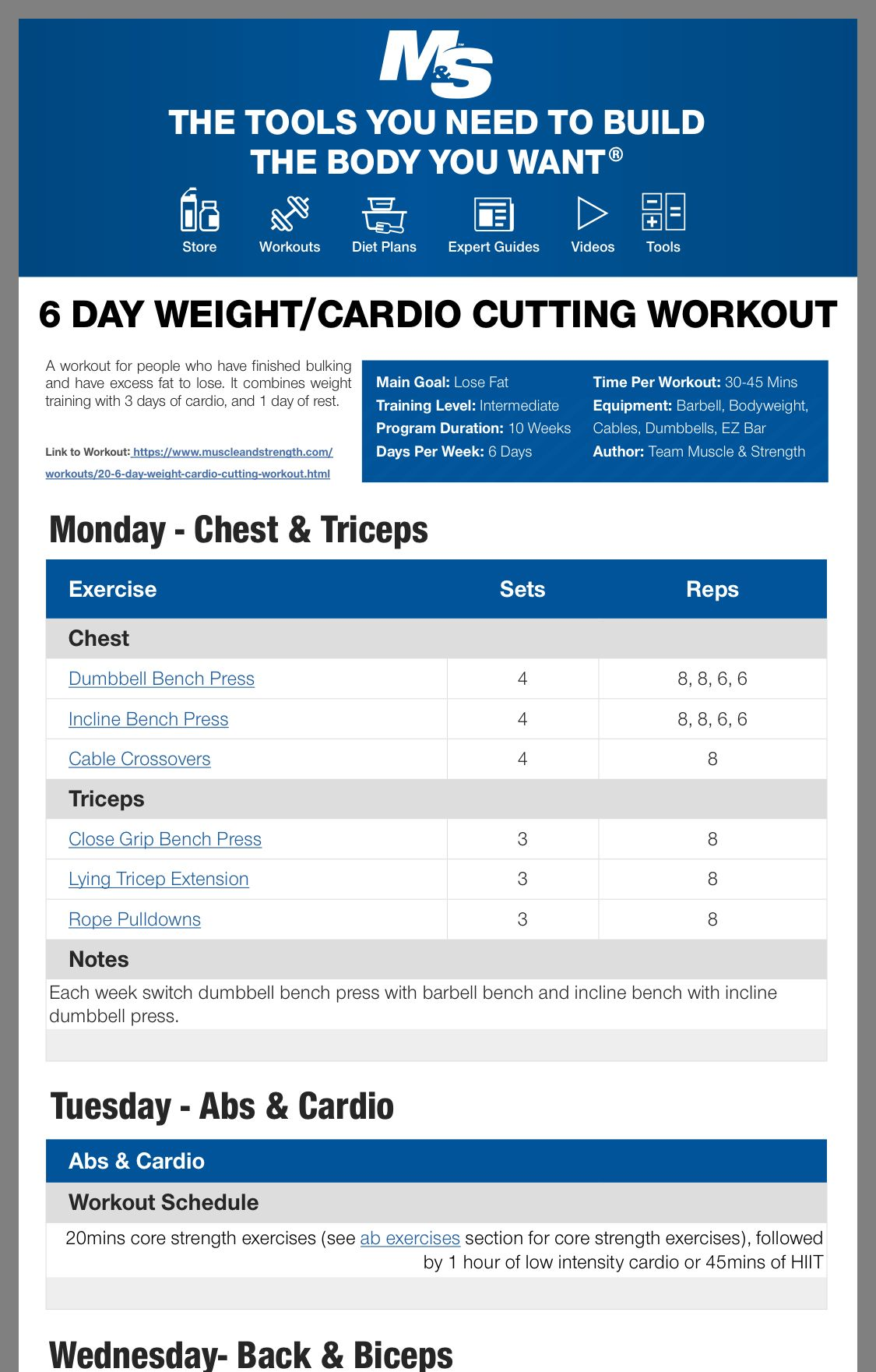 Pin by Carlos Gomez on Muscle workout | Gym workouts, Strength