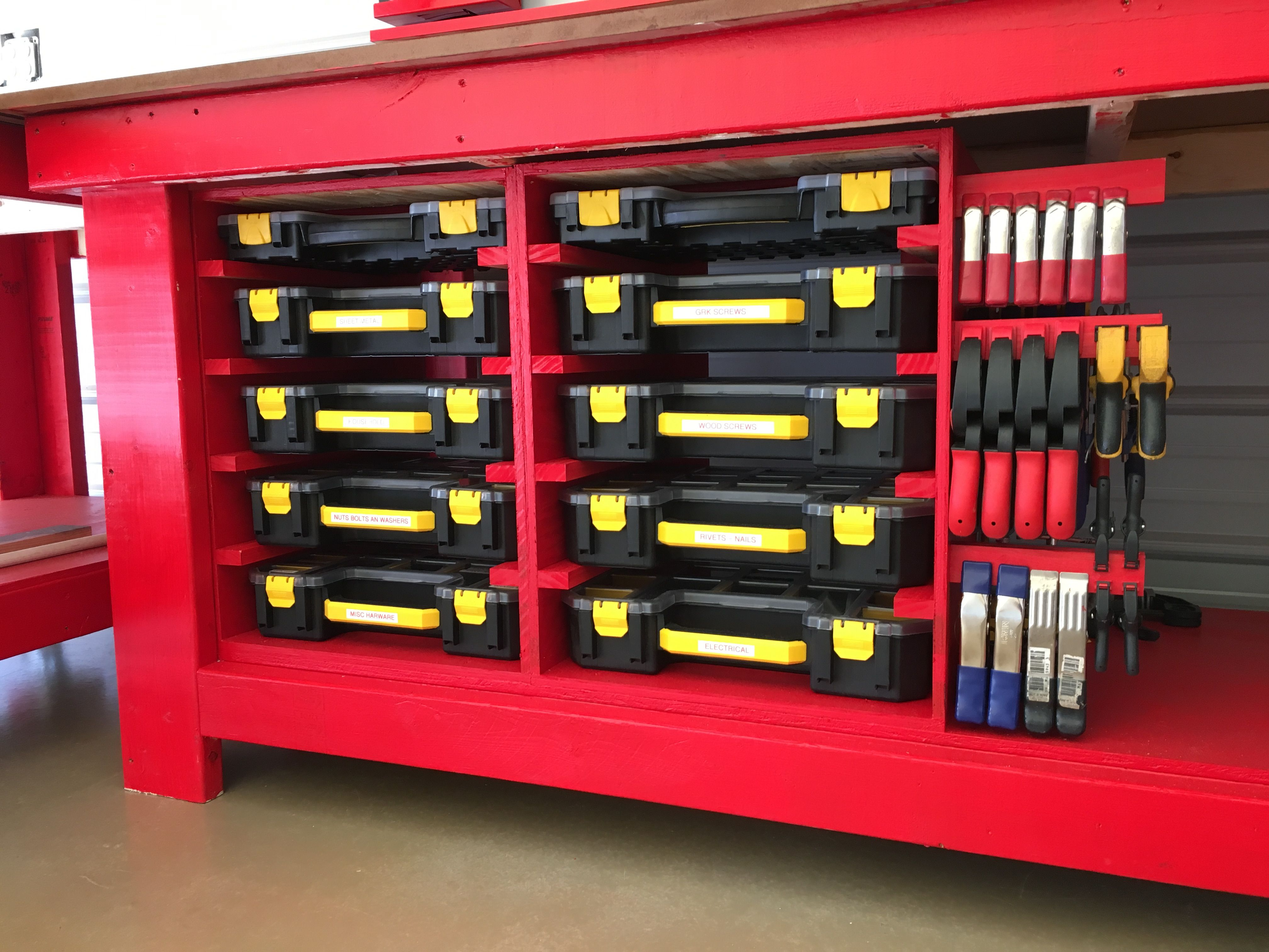 Hardware Storage Hardware Storage Storage Wine Rack