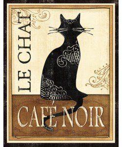 Poster Fur Die Kuche Katzen Poster Schwarze Katze Kunst Kunst Poster