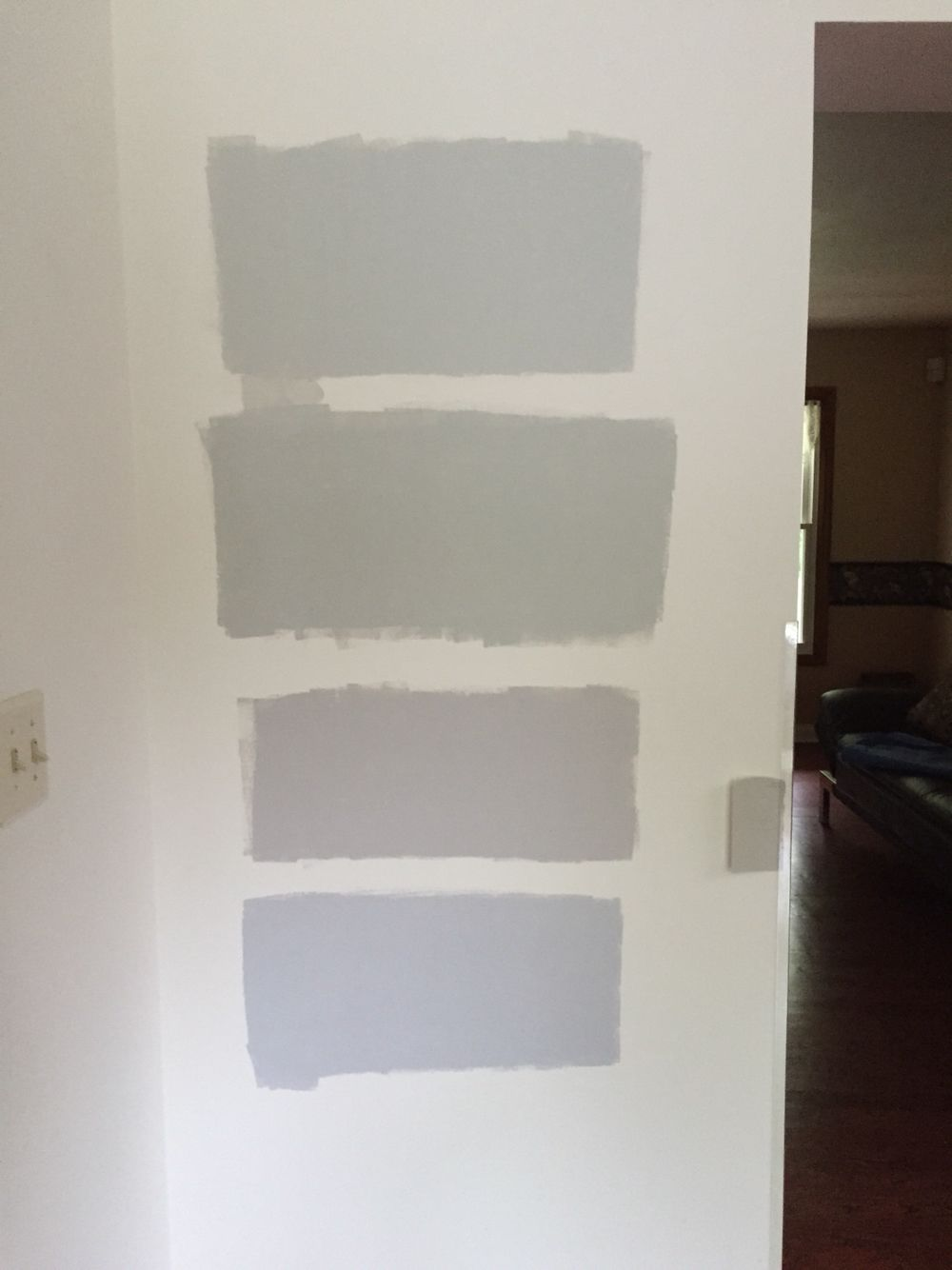The 9 Best Benjamin Moore Paint Colors Grays Including Undertones Benjamin Moore Paint Colors Gray Grey