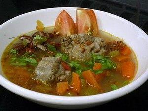 Resep Sop Buntut Sapi Istimewa Resep Masakan Resep Masakan Indonesia Resep Sup