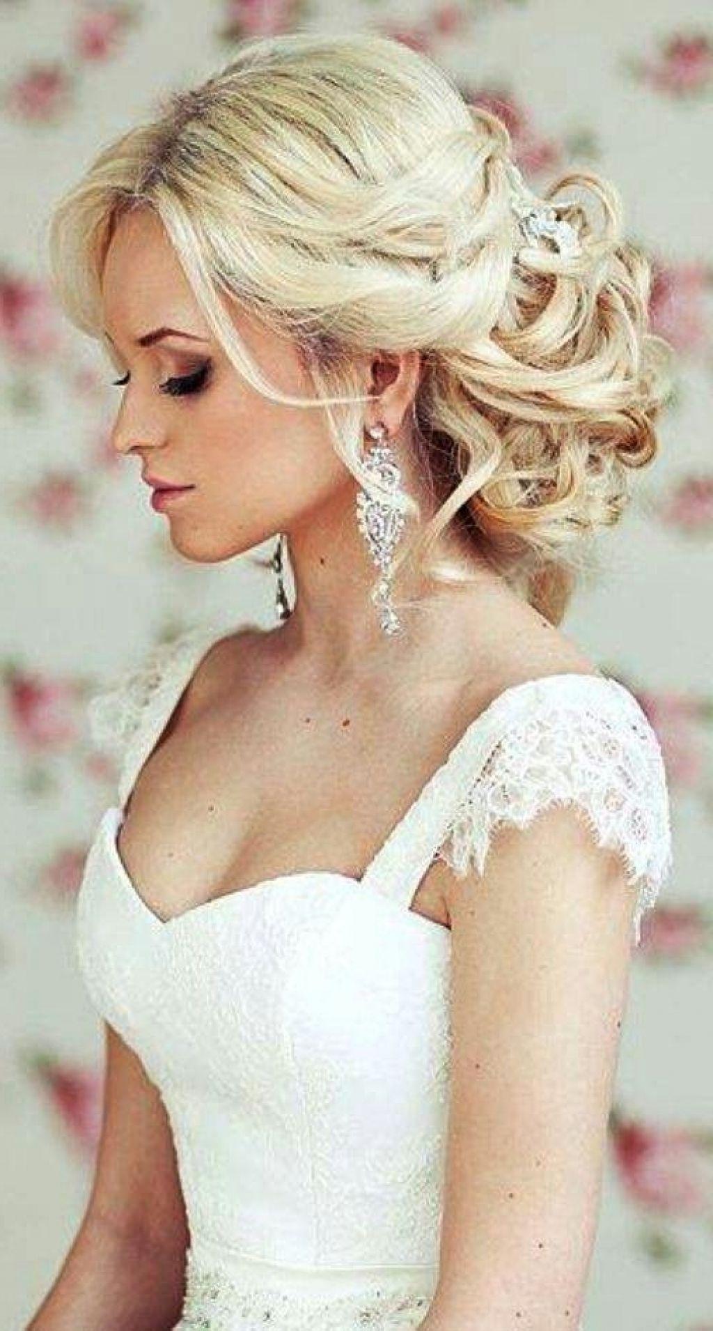 half up wedding hair |  hair half up half down wedding