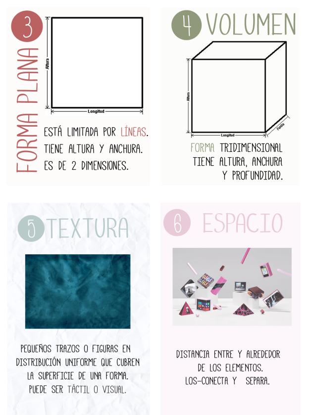 Elementos Basicos Del Diseno Elementos Basicos Del Diseno Disenos De Unas Clases De Diseno Grafico