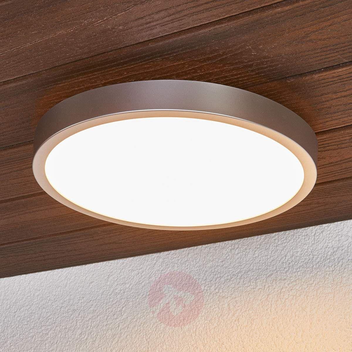 Liyan Zilveren LED plafondlamp voor de badkamer-9945196-30   niet ...
