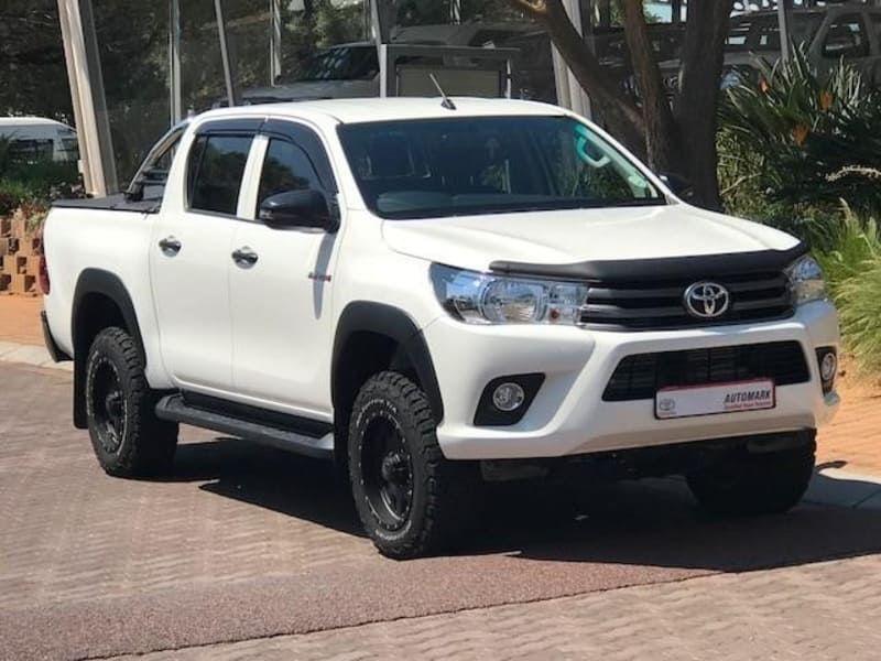 2018 Toyota Hilux 2 4 Gd 6 Srx 4x4 Double Cab Bakkie Auto Toyota Hilux Toyota Double Cab Toyota