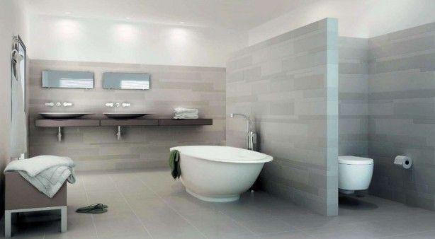 Stijl badkamer lichte kleur ivm kleine ruimte badkamer