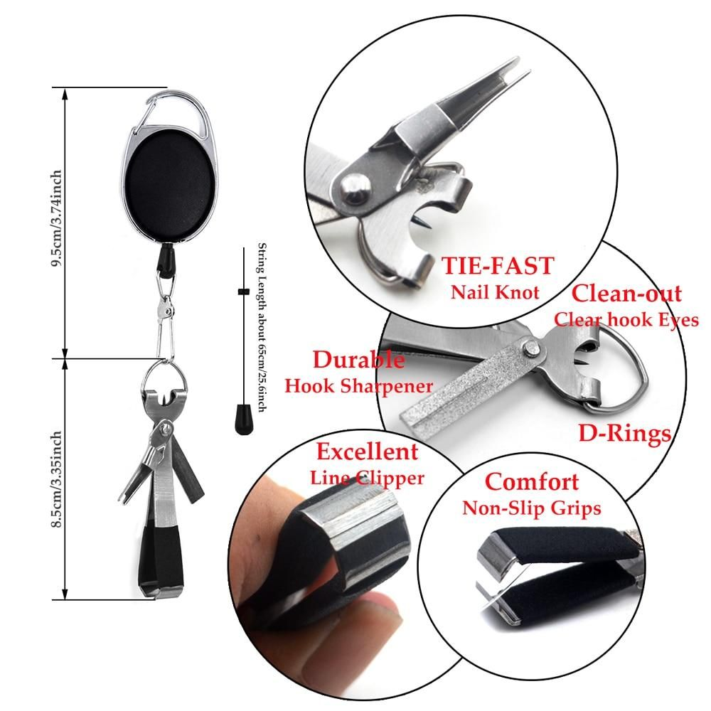 Quick Knot Tool Hook Sharpener Knots How To Tie A Knot