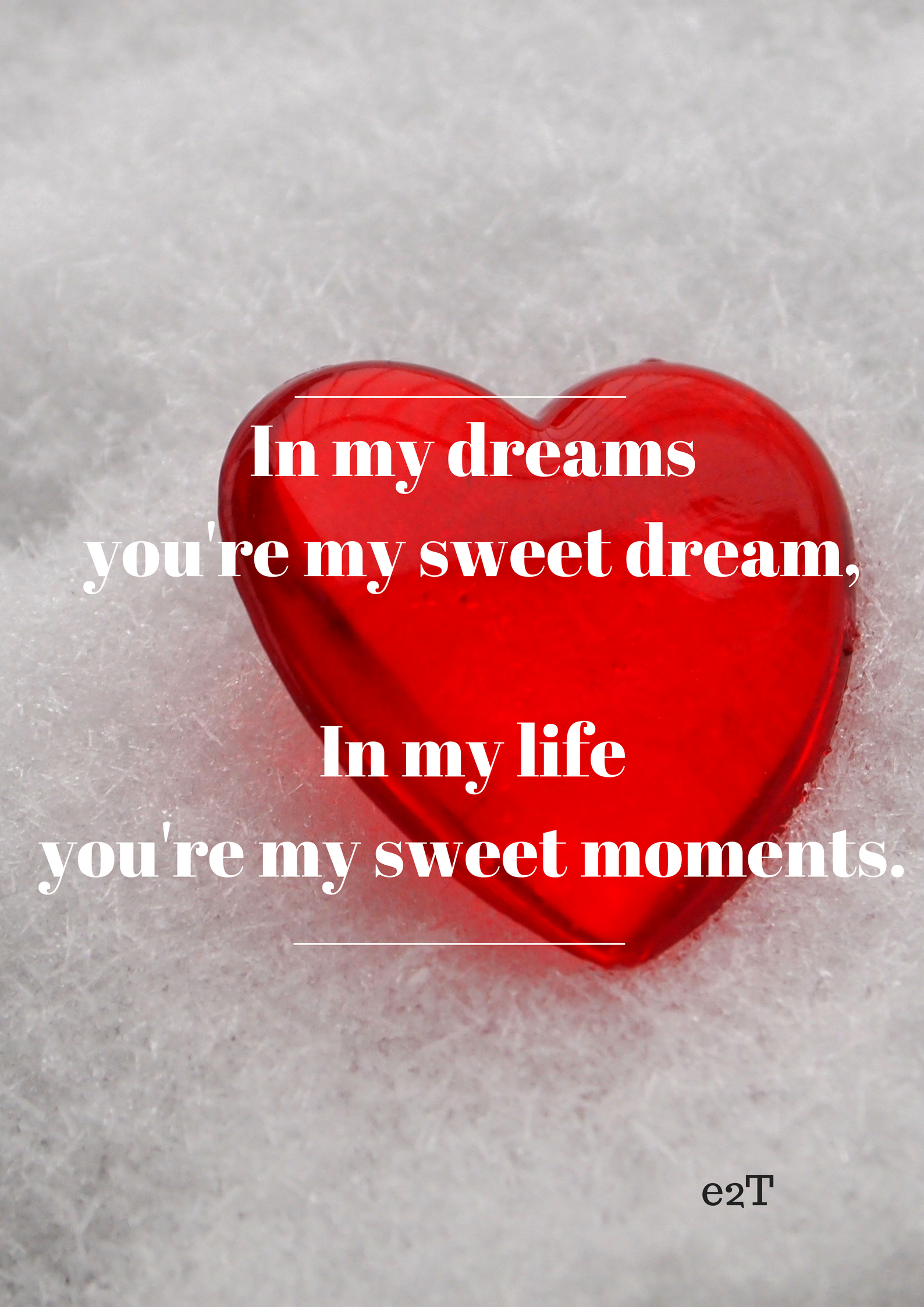 I Dream Of Dreaming About You Love Quotes Quotes My Dream