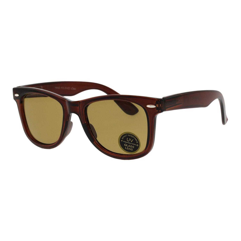 LCM Home Fashions Thomas Wayne Noir Sunglasses