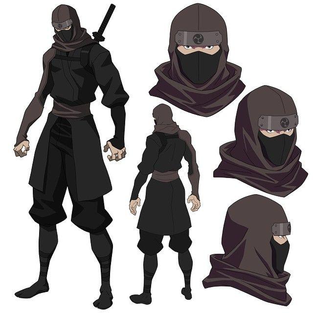 Instagram media by philbourassa - League of Shadows ninja